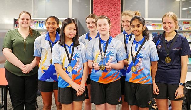 Dripstone triumphant at tournament