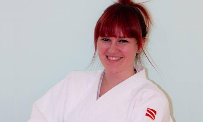 Judo teacher reaches career high point