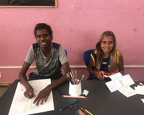 Back to School for Thousands of Territory Students