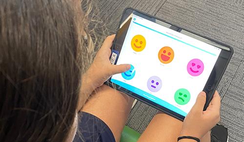 Attitude app signposts students' sentiments
