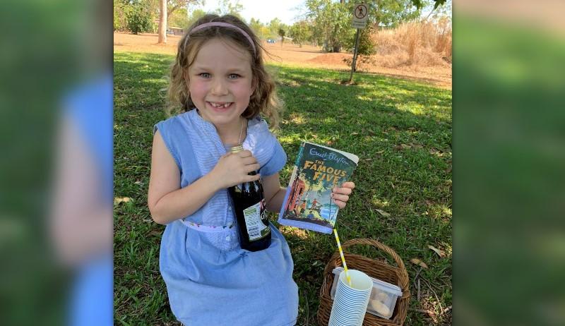 Book Week eggstravaganza