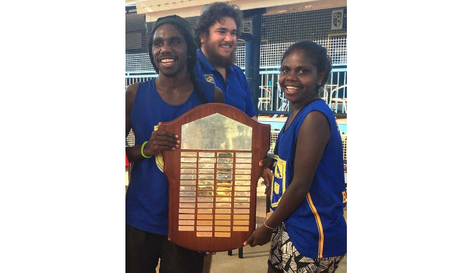 Shepherdson reigns supreme in sports clash