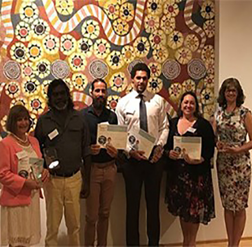 Nhulunbuy takes out national award
