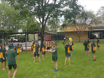 Rugby Academy at Katherine South Primary School