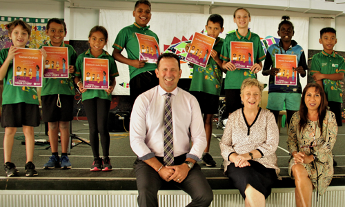 Attendance ambassadors honoured