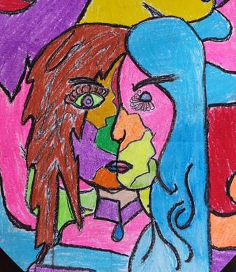 Art emblematic of love