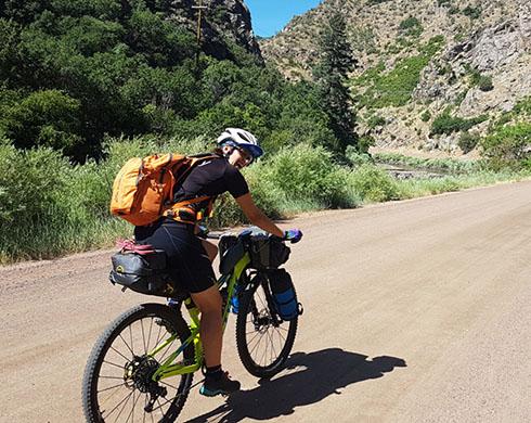 Across America – Kirra's endurance ride