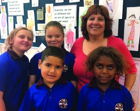 Celebrating NT women in education: Carmy McLean