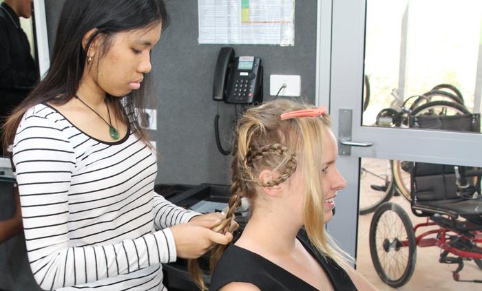 Henbury students shine at style showcase