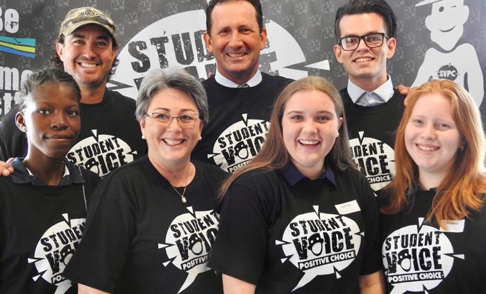 Student lobby advocates change