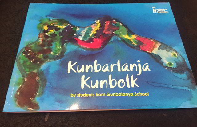 Kunbarlanja Kunbolk launched